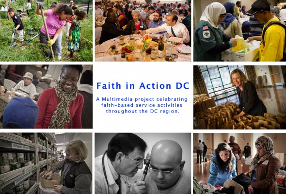 Faith in Action DC
